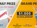 Win a $1,000 Scholarship