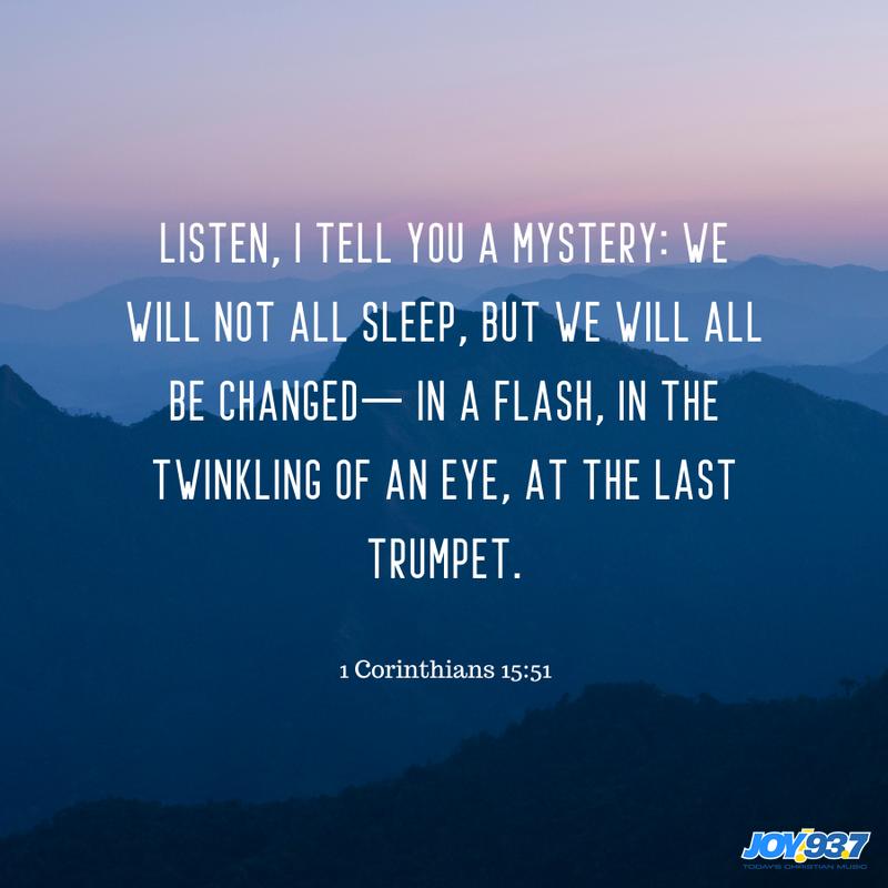 1 Corinthians 15:51