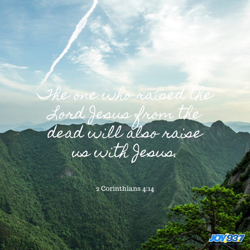 2 Corinthians 4:14