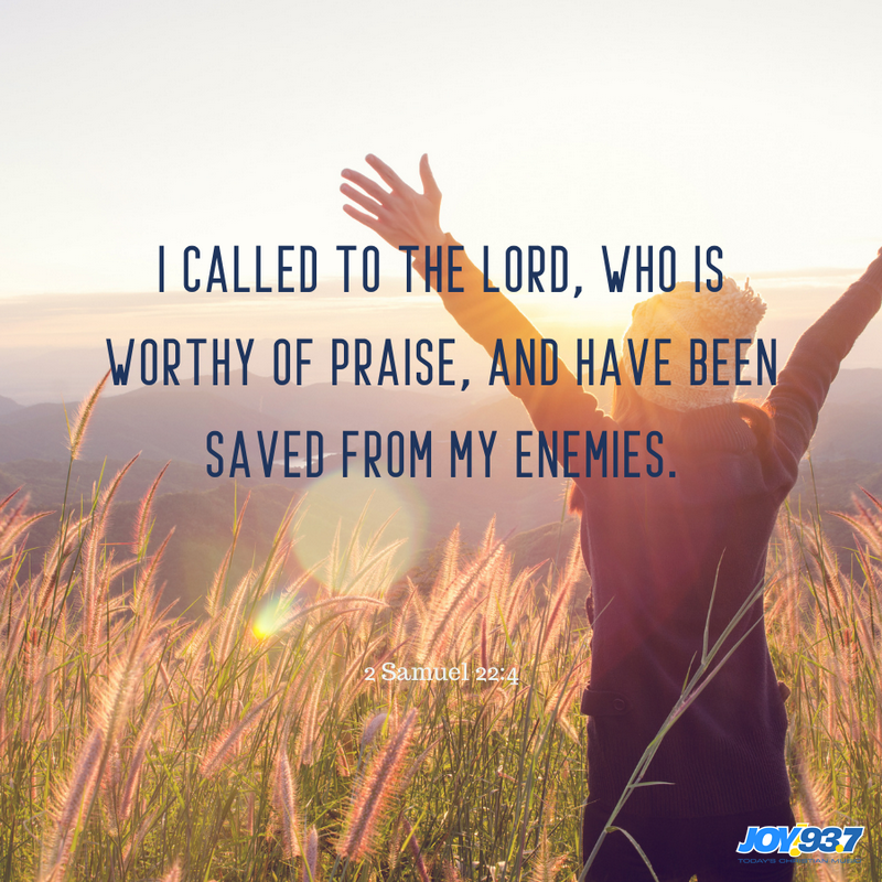 2 Samuel 22:4