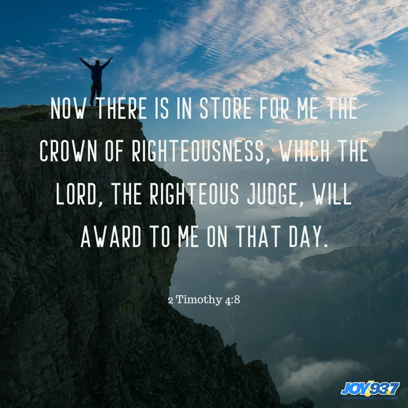 2 Timothy 4:8