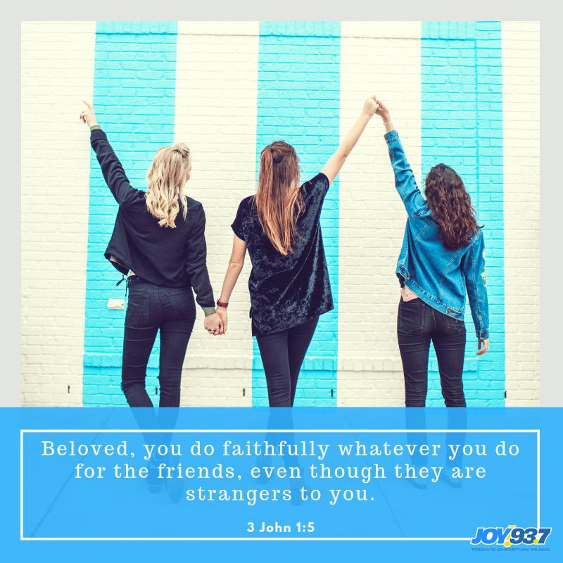 3 John 1:5
