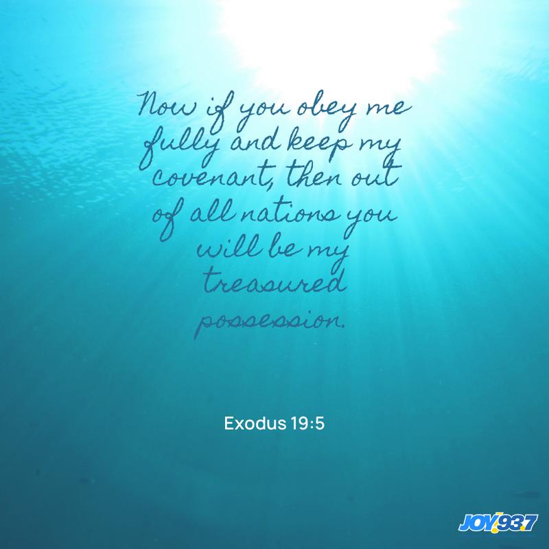 Exodus 19:5