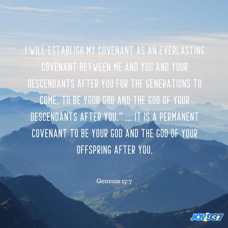 Genesis 17:7