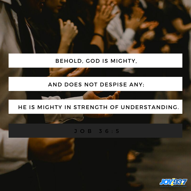 Job 36:5